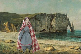 lydiaann at the beach